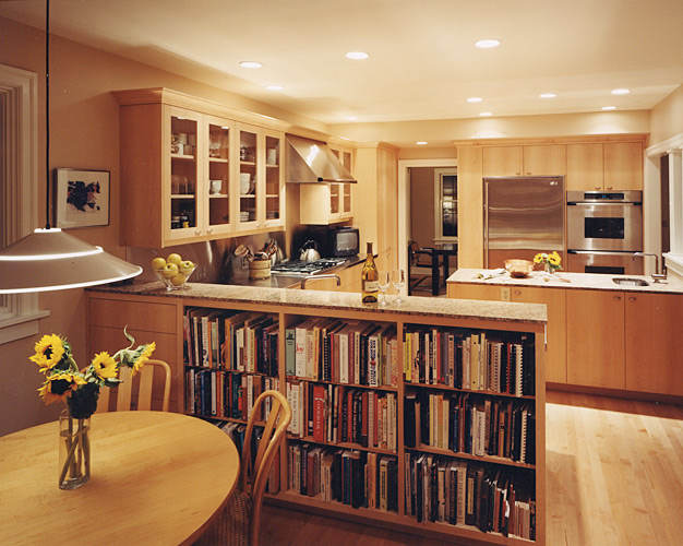 Interior Retreat Books | CTA Design Builders