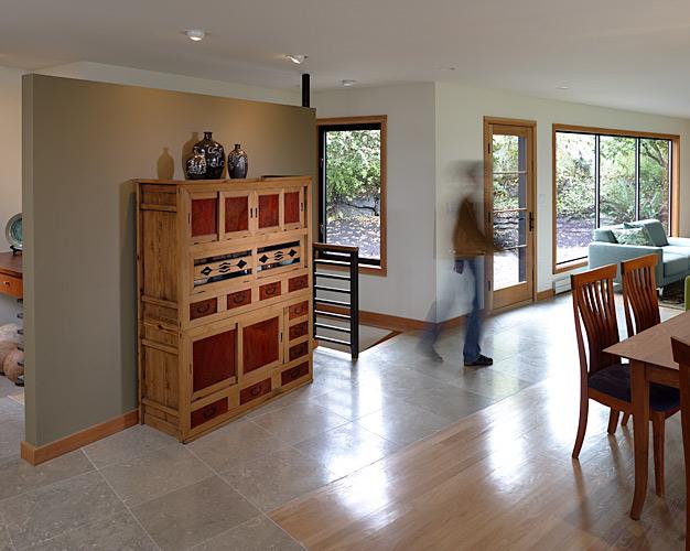 Blue Ridge Dining Room Remodel | CTA Design Builders 2