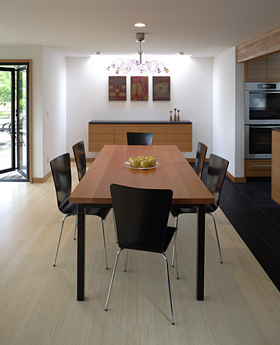 Dwellized Dining Room | CTA Design Builds
