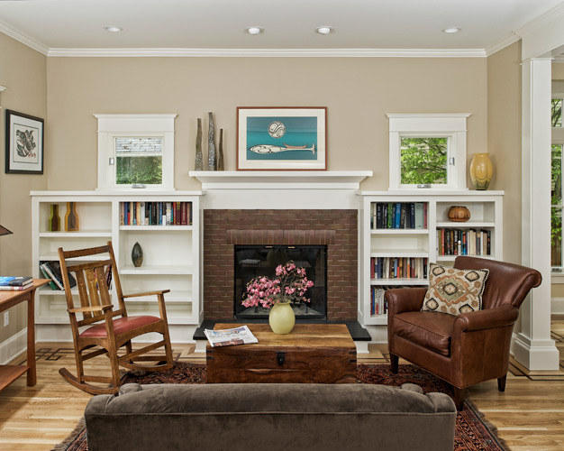 CTA Design Builds | Queen Anne Four Square Redux 6