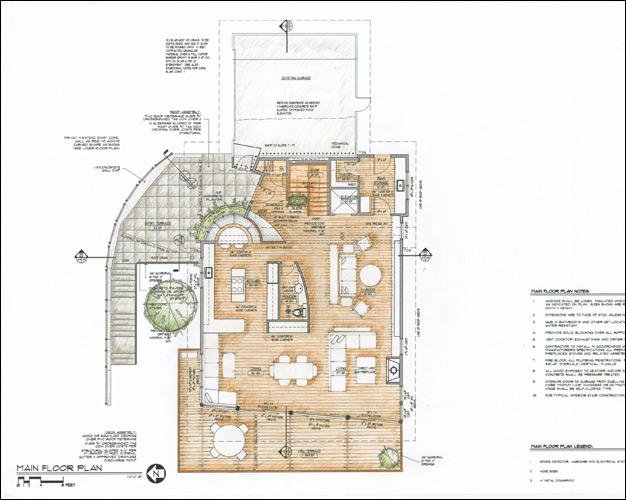 Hillside House | CTA Design Builders 5