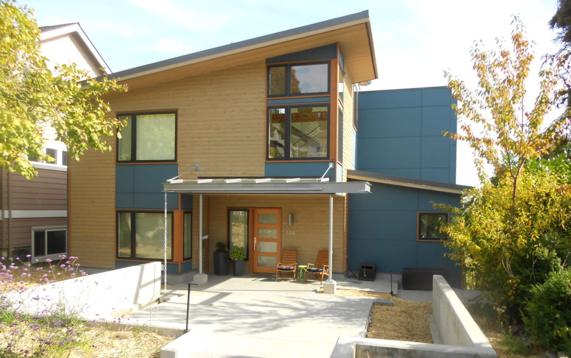 Contemporary House - Seattle Architects - CTA Design Builders - Contemporary, New Home