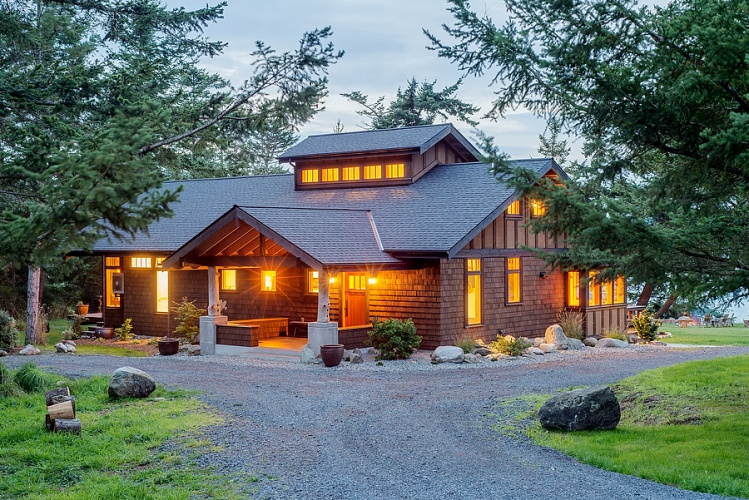 San Juan Islands New Home | CTA Design Builders 7