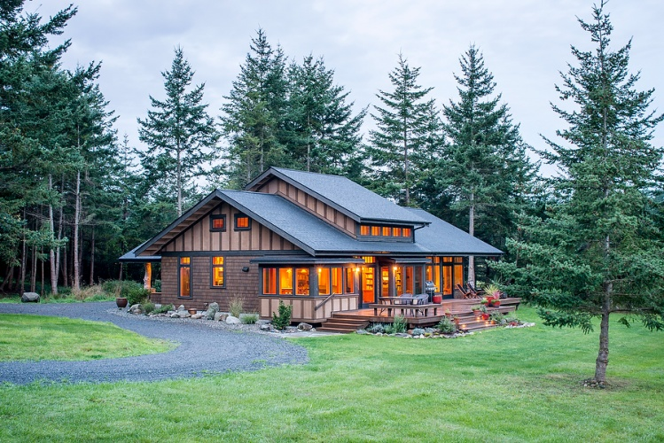 San Juan Islands New Home | CTA Design Builders 11