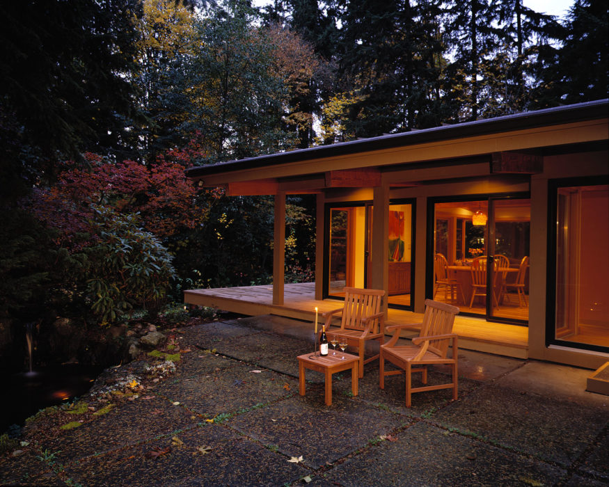 Northwest Mid-Century - Seattle Architects - Design Build - Mid-Century, Northwest, Remodel
