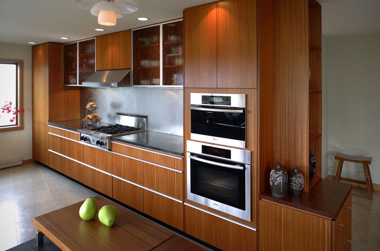 Contemporary Remodel - Seattle Design Build - CTA Design Builders - Mid-Century, Contemporary, Remodel