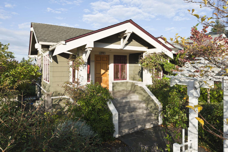 Craftsman Addition - Seattle Architects - CTA Design Builders - Craftsman, Remodel, Addition