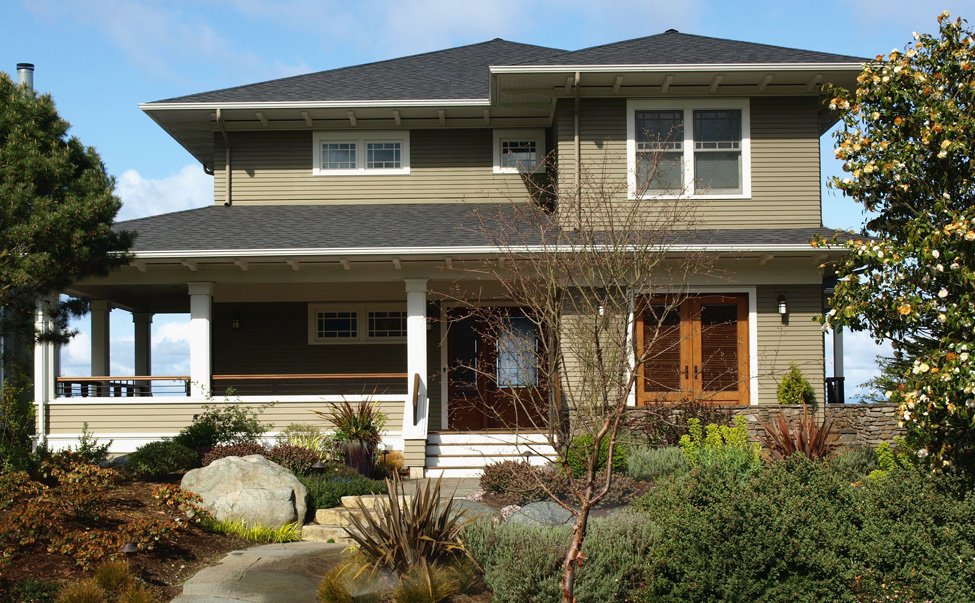 Seattle Craftsman Home Cta Design Build Cta Design Builders