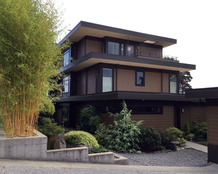 Modern Multigenerational - Seattle Architects - CTA Design Builders - Contemporary, Transitional, New Home