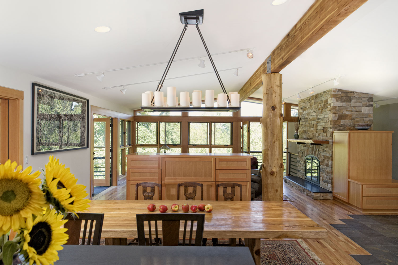 Rambler Remodel - Seattle Architects - CTA Design Builder - Mid-Century, Transitional, Northwest, Remodel