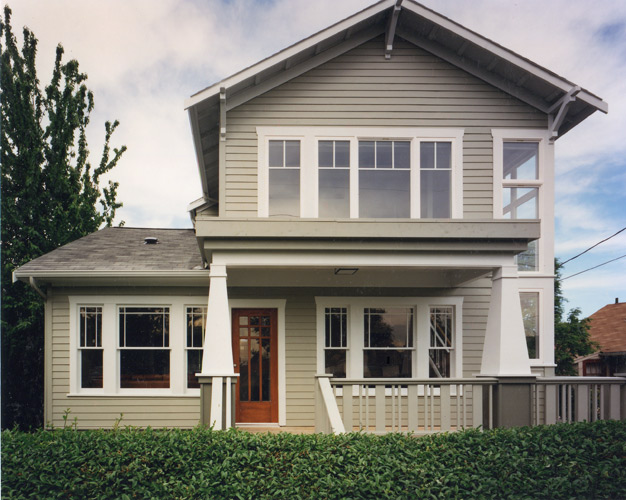Little House to Big House | CTA Design Builds | Seattle Architects