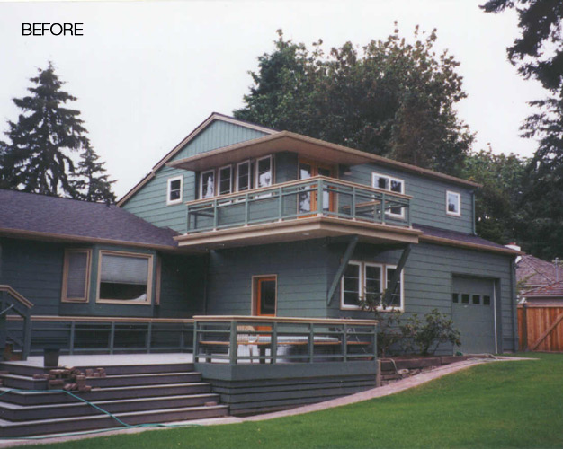 Home Office Addition 2 | CTA Design Builders | Seattle Remodel