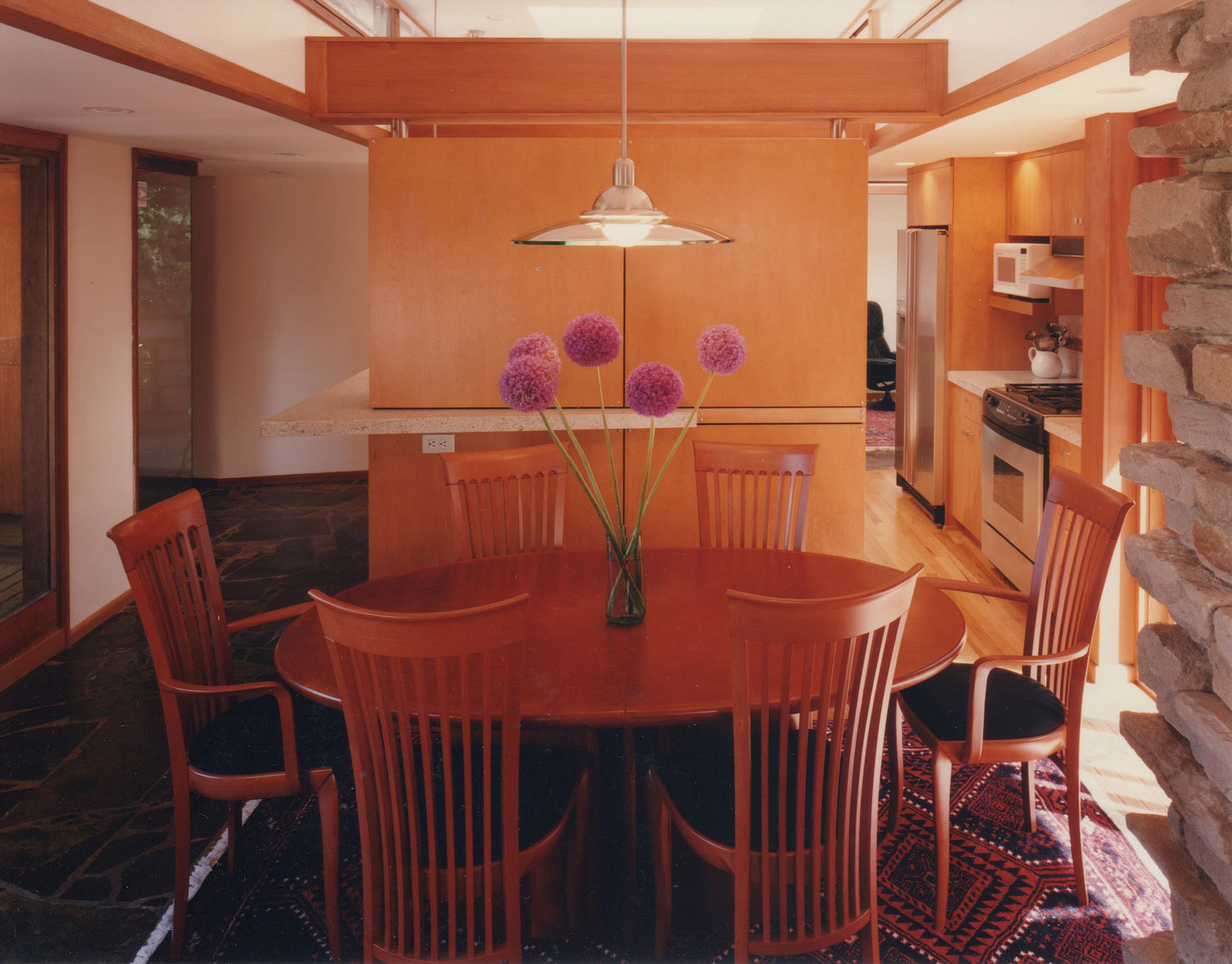 Prairie Style Remodel - Seattle Architects - CTA Design Builders - Mid-Century, Remodel
