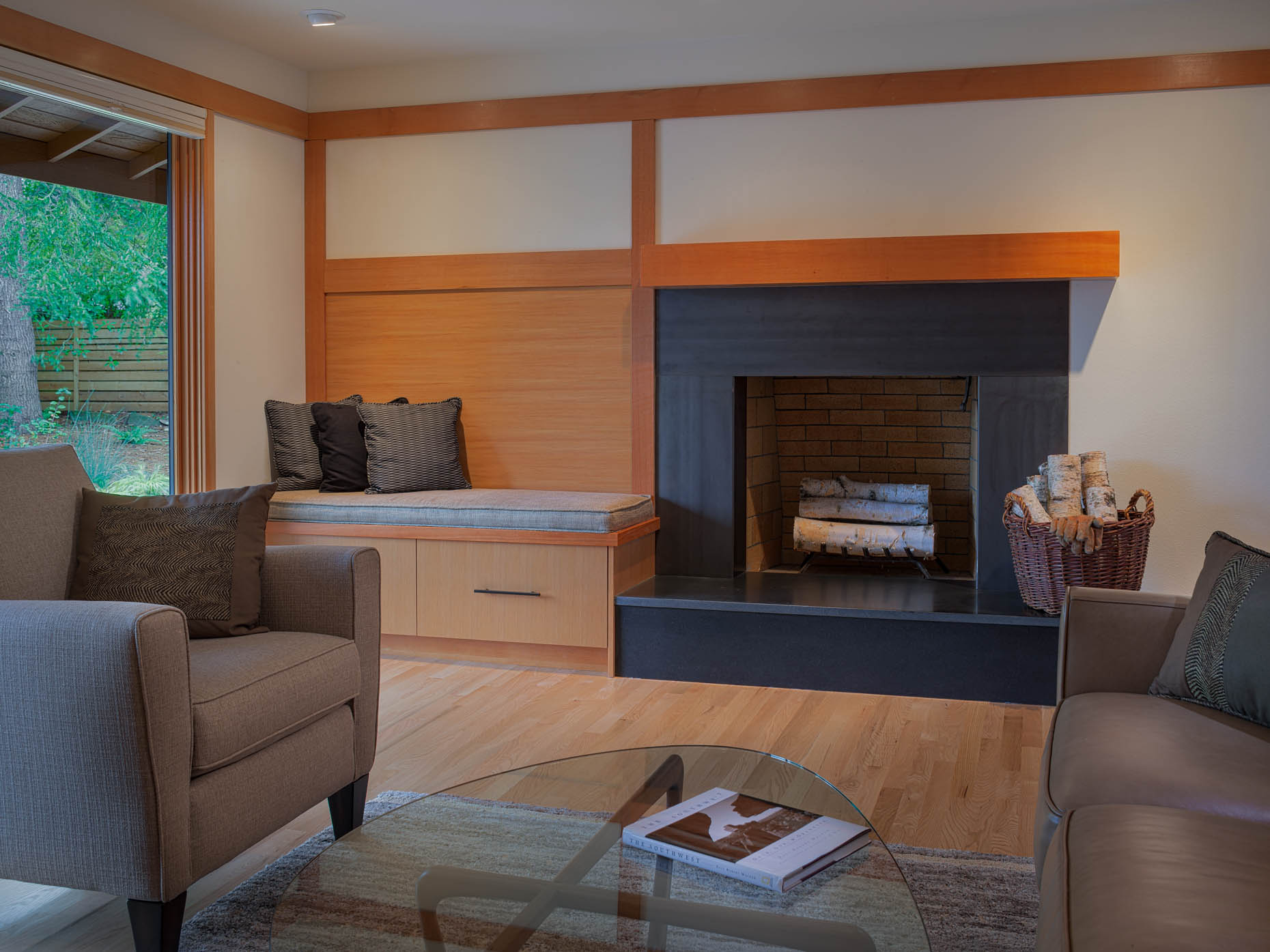 Aging in Place Remodel - Seattle Architects - CTA Design Build - Mid-Century, Transitional, Northwest, Remodel