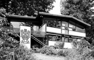 Custom residence designed by Gene Zema, circa 1955