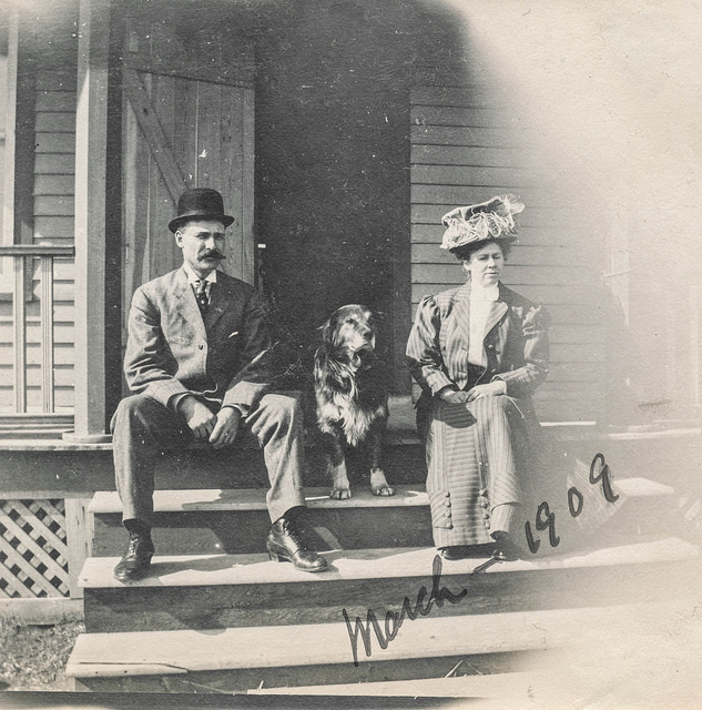The Britties porch 1900sPhoto Credit