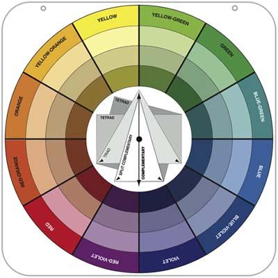 color wheel | CTA Design Builds | Seattle Architects