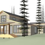 bainbridge island farm house architecture | CTA Design Builds | Seattle Architects