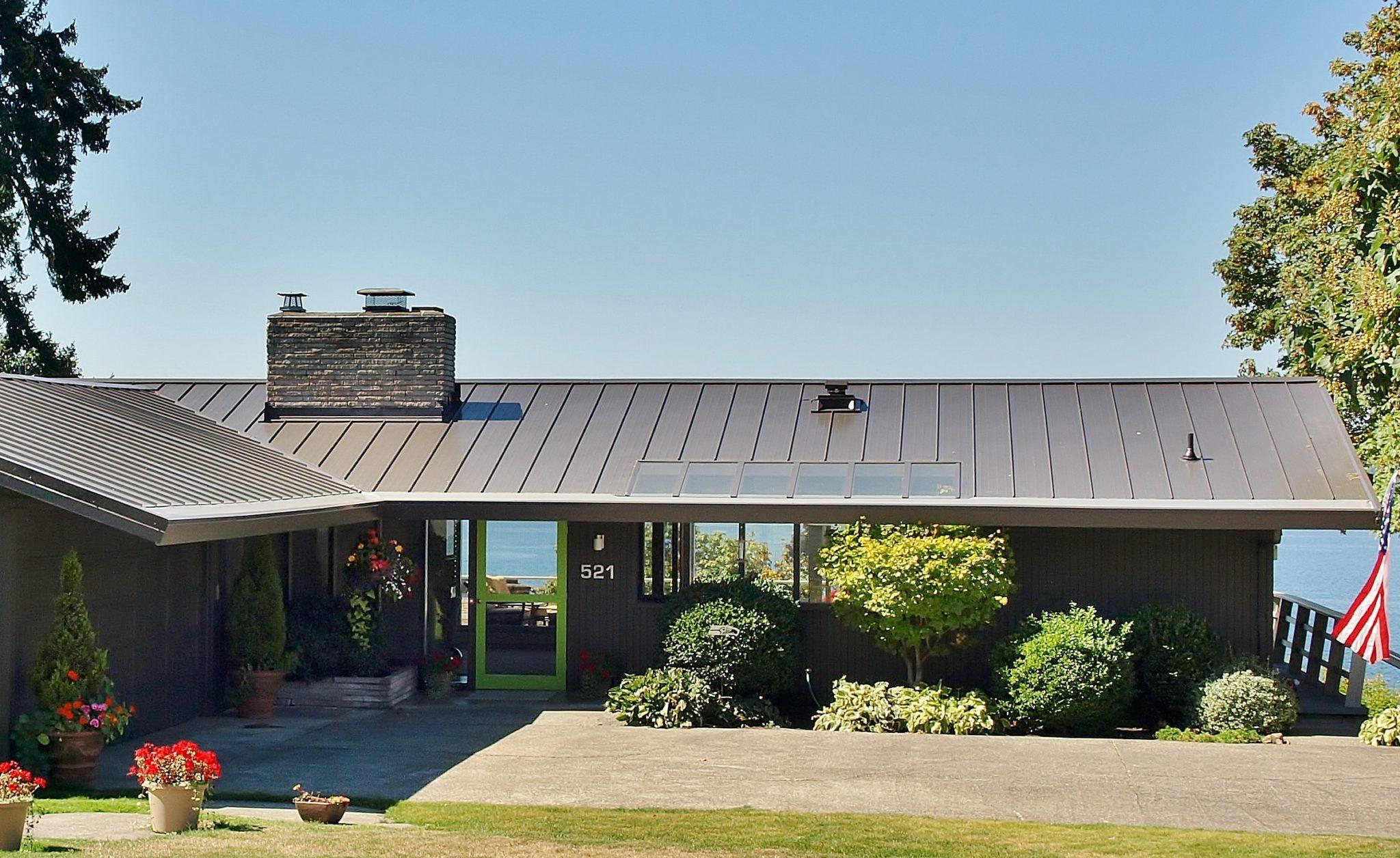 CTA Finishes Mid-Century Modern Paul Kirk House - CTA Design Builders