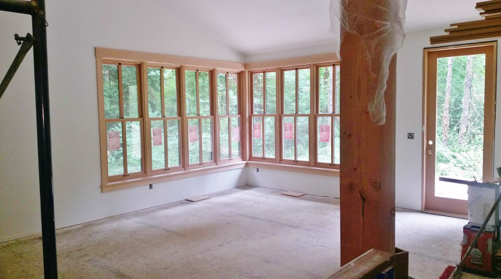 Bainbridge Dining Room from Kitchen