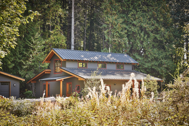 Northwest Farmhouse - Bainbridge Island - CTA Design Builders - Craftsman, Transitional, Northwest, New Home