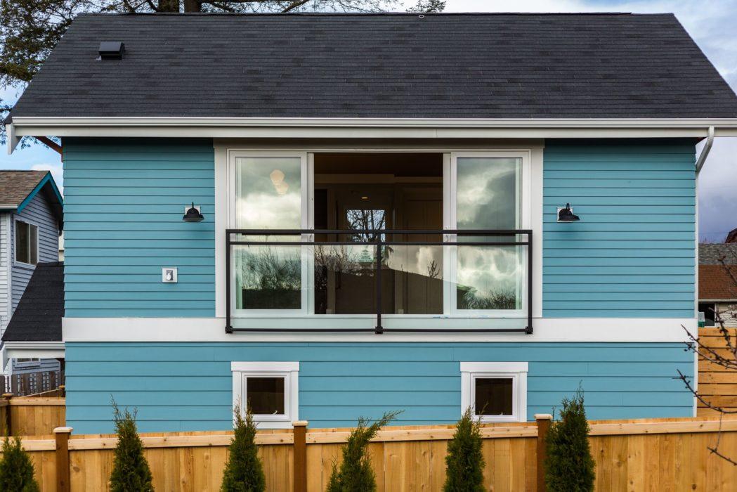 Seattle DADU - Seattle Architects - CTA Design Builders - DADU, Contemporary, New Home