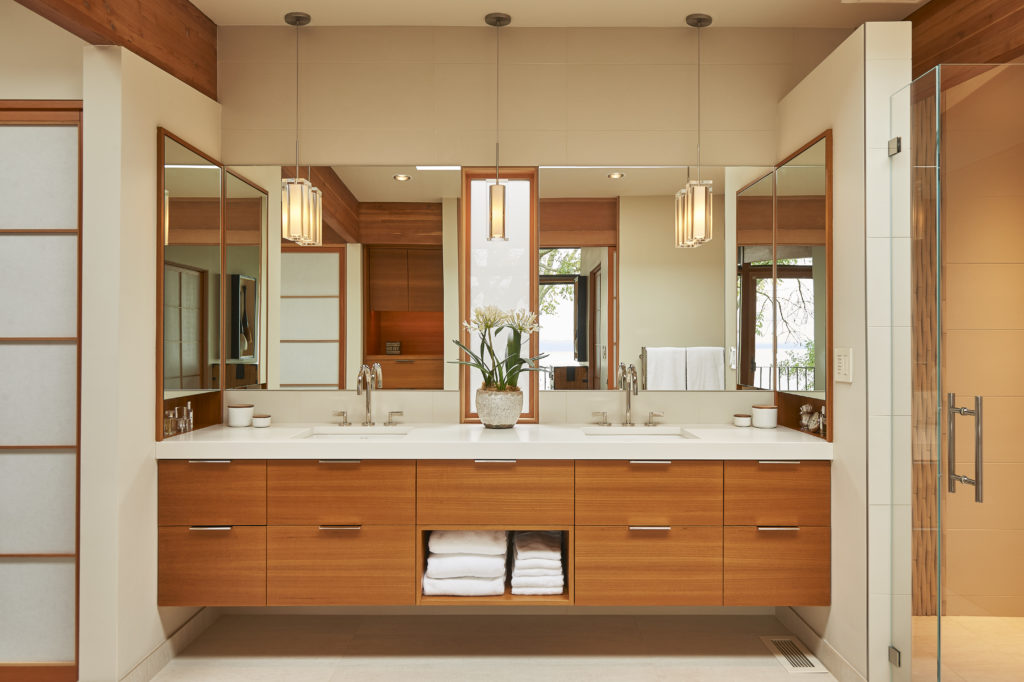 Paul Kirk Remodel - Bathroom - CTA Design - Seattle