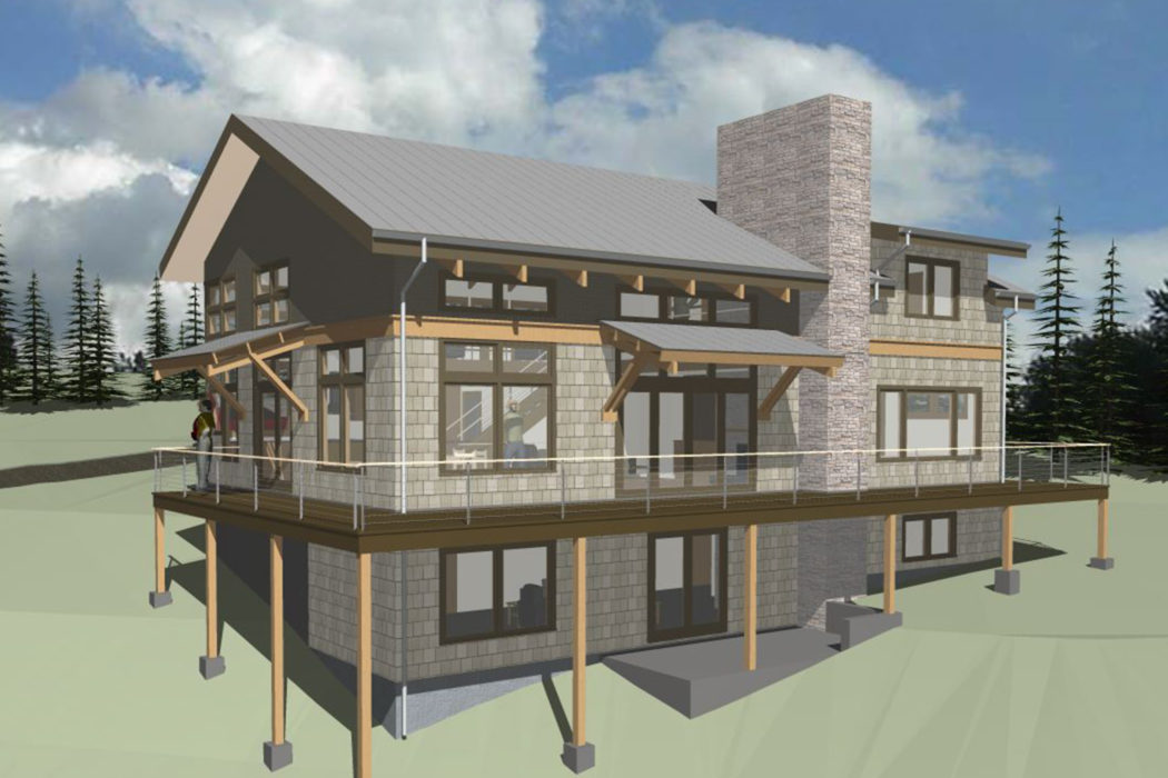 Kingston-WA-new- lodge house rendering
