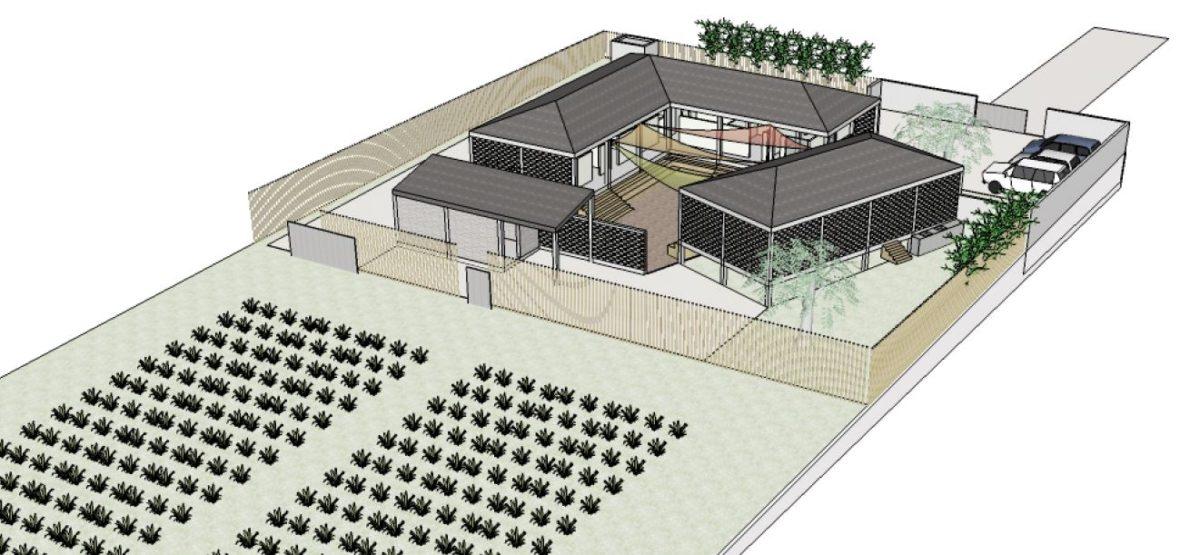 AWB Positive Action for Haitipresentation at CTA Design Builders
