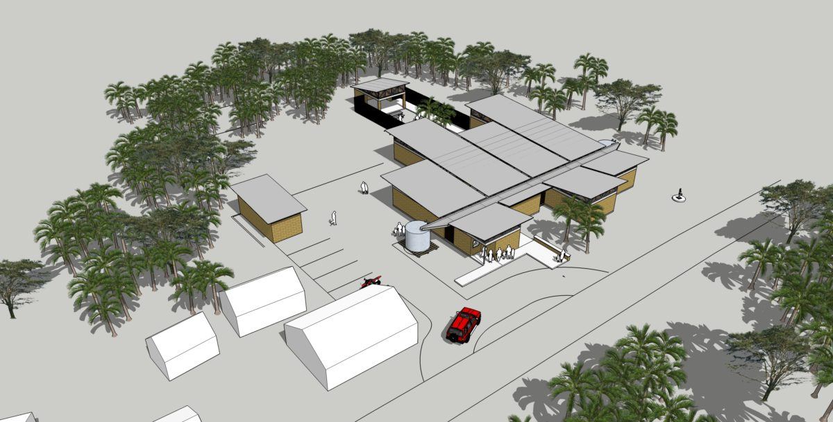 AWB Sierra Leone site rendering