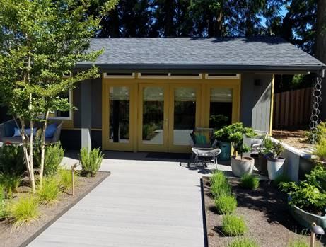patio outdoor area
